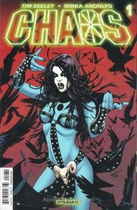 Chaos #1B VF/NM; Dynamite | save on shipping - details inside