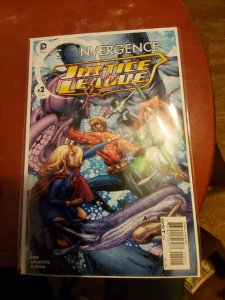 Convergence Justice League #2 (2015)
