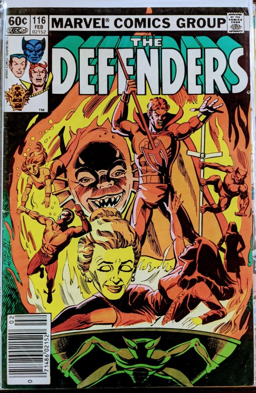 The Defenders #116 (1983)