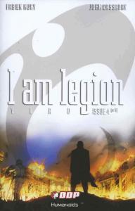 I Am Legion (Devil's Due) #4 VF/NM; Devil's Due | save on shipping - details ins