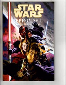 Star Wars Episode One # 1 The Phantom Menace Dark Horse Comics Adaptation GM16