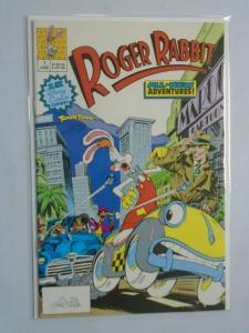 Roger Rabbit #1 6.0/FN (1990)