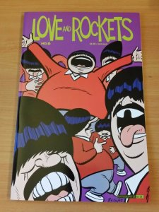 Love and Rockets #6 ~ NEAR MINT NM ~ 2002 Fantagraphics COMICS