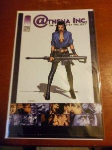 Athena Inc The Manhunter Project #4 (2002)