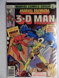 Marvel Premiere #36 (1977)
