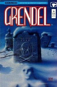 Grendel (1986 series) #15, NM- (Stock photo)
