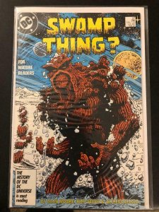 SWAMP THING #57, NM-, Rick Veitch, Alan Moore, DC 1982 1987  more in store