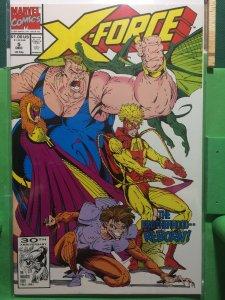 X-Force #5 The Brotherhood--REBORN!