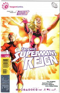 Tangent  : Superman's Reign #1 of 12 FN