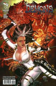 Grimm Fairy Tales presents Demons: The Unseen #2A VF/NM; Zenescope | save on shi