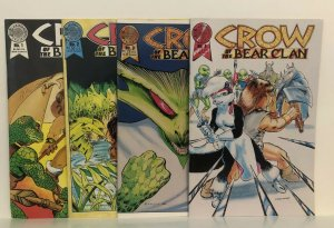 Crow Of The Bearclan # 1 -4  Lot Of 4 VF Comics