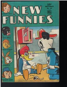 New Funnies #103 (Dell, 1945)