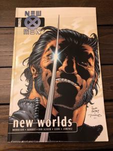 New X-Men New Worlds TPB * 2005 * Second Print