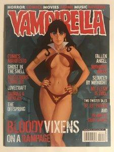 VAMPIRELLA COMICS MAGAZINE#3 VF/NM 2003 HARRIS MAGAZINE