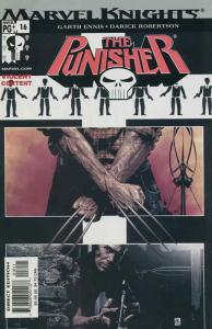 Punisher, The (6th Series) #16 FN; Marvel | save on shipping - details inside