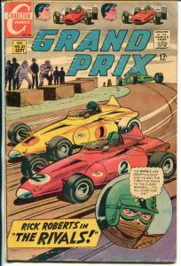 Grand Prix #21 1968-Charlton-Grand Prix of Mexico-Bridgehampton-England-G/VG