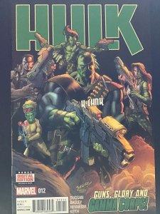 Hulk #12 (2015)
