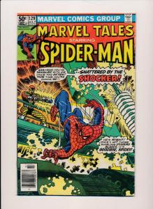 MARVEL TALES SPIDER-MAN #129 1981  VERY GOOD/FINE  (SRU598)