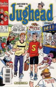 Archie's Pal Jughead Comics #137 VF/NM; Archie | save on shipping - details insi
