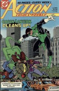 Action Comics (1938 series) #622, VF+ (Stock photo)