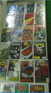 Batman Specials Lot 45 different avg 8.0 VF