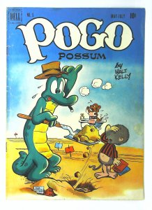 Pogo Possum #5, VG+ (Actual scan)