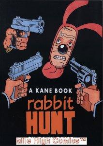 KANE VOL. 2: RABBIT HUNT TPB (1996 Series) #1 Near Mint
