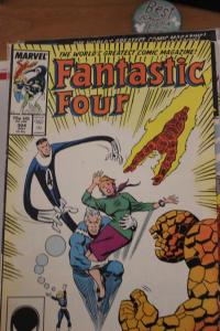 Fantastic Four 304 NM