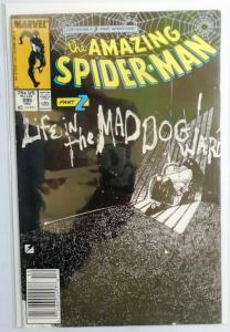 Amazing Spider-Man (1st Series) #295, Newsstand Edition 6.0 (1987)