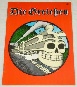 Die Gretchen #1 VF; Speleo | save on shipping - details inside
