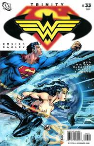 Trinity #33 FN; DC | save on shipping - details inside