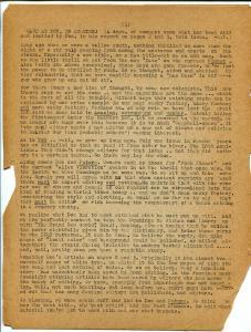 Sci-Fic Variety #5 1942-sci-fi fanzine newsletter-WWII-very rare-FR