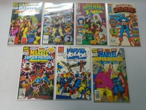 Marvel Specials lot 7 different issues 6.0 FN