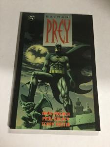Batman Prey Nm Near Mint DC Comics SC TPB