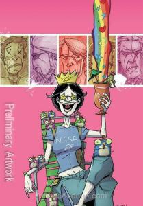 Chew TPB #6 VF/NM; Image | save on shipping - details inside
