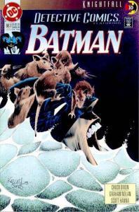 Detective Comics (1937 series) #663, VF+ (Stock photo)
