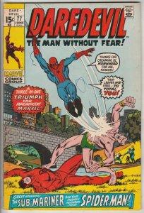 Daredevil #77 (Jun-71) FN/VF Mid-High-Grade Daredevil