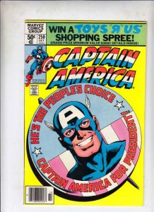 Captain America #250 (Oct-80) NM- High-Grade Captain America