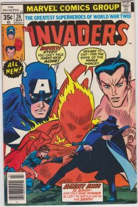 The Invaders #26 (1978)
