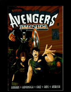 12 Comics Avengers 398 399 400 401 402 Unplugged 1 2 Timeslide 1 Crossing 1+ GK7