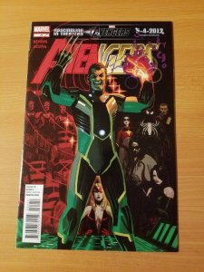 The Avengers #24 ~ NEAR MINT NM ~ (2012, Marvel Comics)