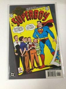 Superboy 1 Millenium Edition Nm Near Mint DC