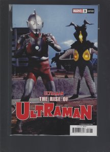 Ultraman: The Rise Of Ultraman #3 Variant (2020)