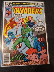 THE INVADERS #39 BRONZE AGE HIGH GRADE VF/NM