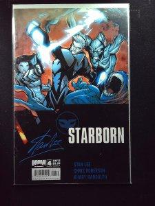 Starborn #4 (2011)