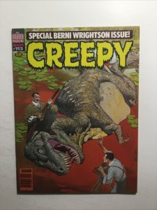 Creepy 113 Nov 1979 Near Mint Nm Warren Magazine