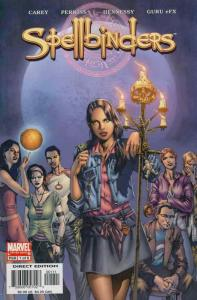 Spellbinders (Marvel) #1 VF/NM; Marvel | save on shipping - details inside
