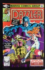 Dazzler #5 (1981)