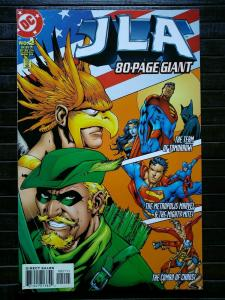 JLA 80 Page Giant #1-2 (1998) NM/VF  DC Comics Batman Superman Green Arrow