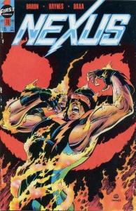 Nexus (1983 series) #70, NM (Stock photo)